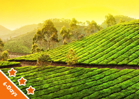 Kerala  5 Nights / 6 Days Relax
