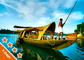 Kerala  6 Nights / 7 Days-Superior