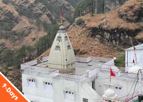Kashmir with Vaishnoi Devi Darshan 8 Nights – 9 Days