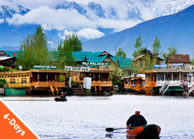 Kashmir Winter Special  05Nights / 06Days Superior
