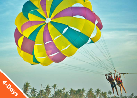 GOA 3 nights / 4 days – Citrus
