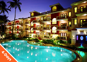 GOA 3 nights / 4 days - Novotel 5*