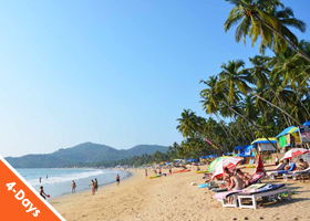 GOA 3 nights / 4 days – Pride Sun Village
