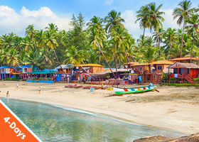 GOA 3 nights / 4 days – The Baga Marina