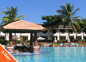 GOA 3 nights / 4 days – Terra Paraiso