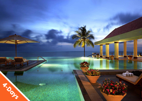 GOA 3 nights / 4 days - Vivanta By Taj Fort Aguada 5*