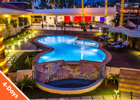 GOA 3 nights / 4 days - Double Tree By Hilton 5*