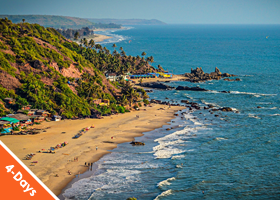 GOA 3 nights / 4 days – Aldeia Santa Rita