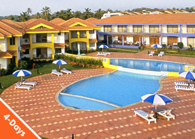 GOA 3 nights / 4 days - Resort Rio 5*