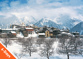 Himachal 5 nights / 6 days