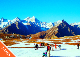 Himachal 6 nights / 7 days Superior