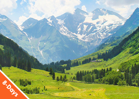 Magnificient Himachal 7 nights / 8 days Superior