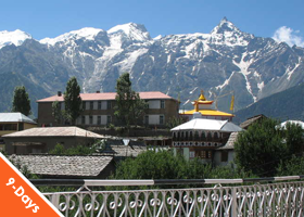 Himachal 8 nights / 9 days Superior