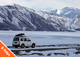 Ladakh 7 Nights / 8 Days with Flight Ex Delhi Superior